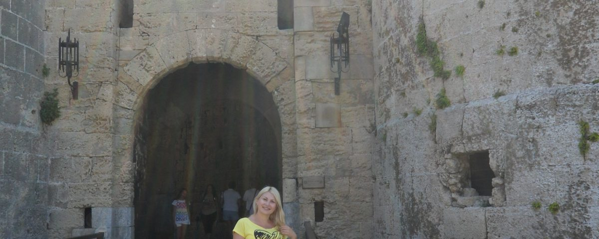 Интерьеры замка Великих магистров