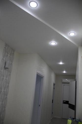 Потолок в комнате для подростка