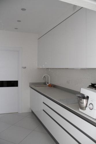 Кухня в квартире на Донецкой
