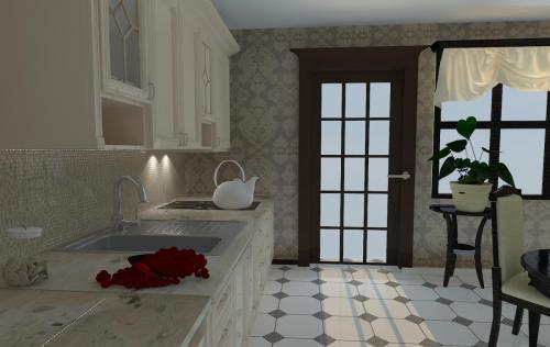 Кухня мечты