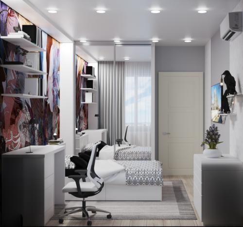 Подростковая комната